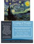 Evening of Wonder